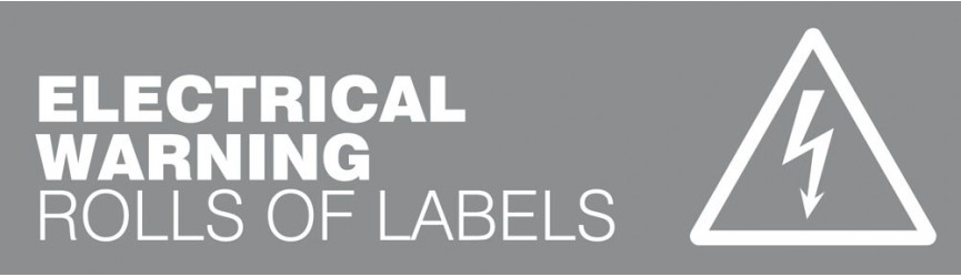 Electrical Warning Labels