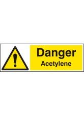 Danger Acetylene