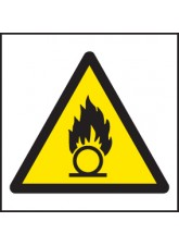 Oxidising Agent Symbol