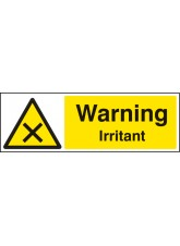 Warning Irritant