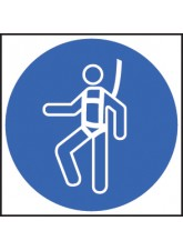 Safety Harness Symbol