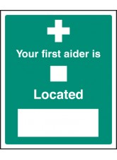 Your First Aider Is