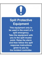Spill Protection Equipment