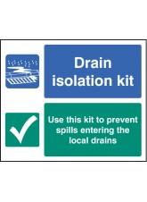 Drain Isolation Kit