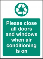 Please Turn Off Electrical Appliances When Not in use