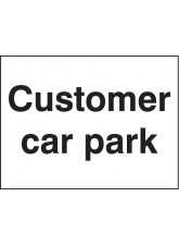 Customer Car Park